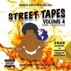 Street Tape, Vol. 4: 100% Freestyle album