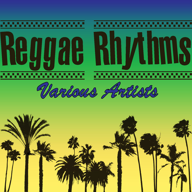 Various Artists Reggae Rhythms album cover