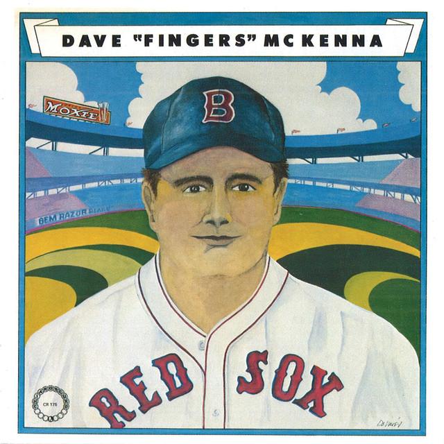 Dave McKenna Dave Fingers McKenna album cover