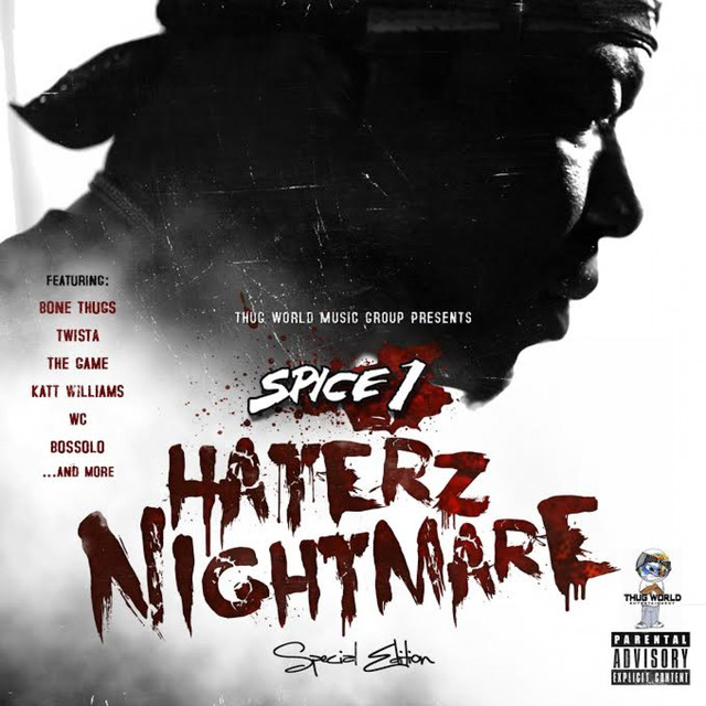 Haterz Nightmare Albumcover