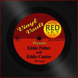 Vinyl Vault Presents Eddie Fisher and Eddie Cantor album