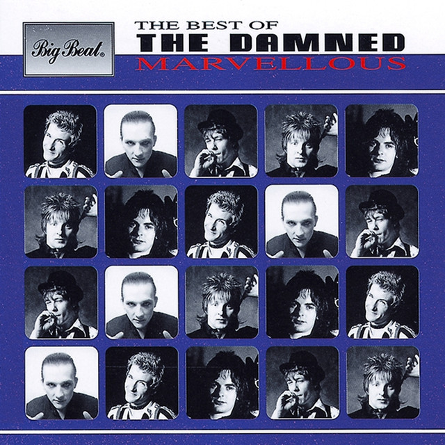 The Damned The Best of the Damned: Marvellous album cover