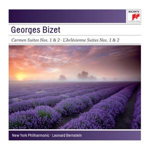 Bizet: Carmen Suites & L'Arlésienne Suites Albumcover