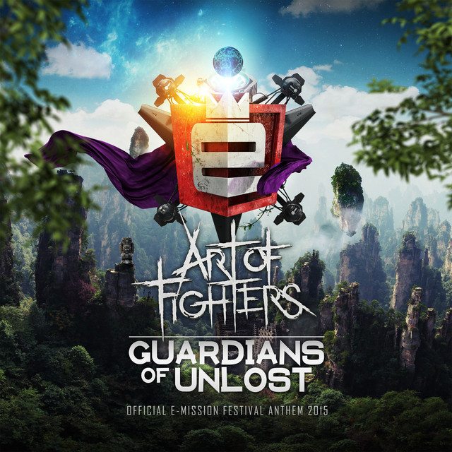 Guardians of unlost (Official E-Mission Festival Anthem 2015)