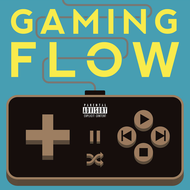 Album cover for Gaming Flow by Various Artists