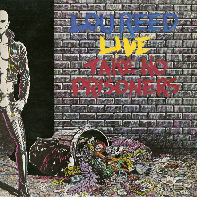 Take No Prisoners - Live