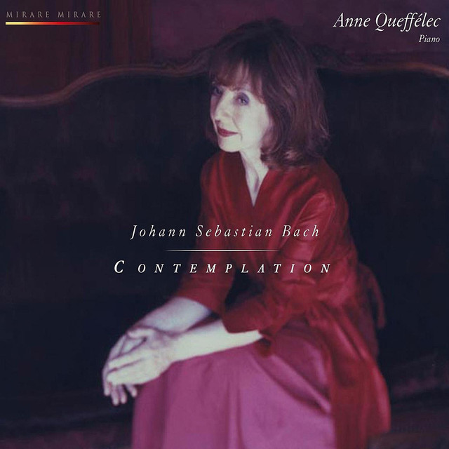 Bach: Contemplation Albumcover