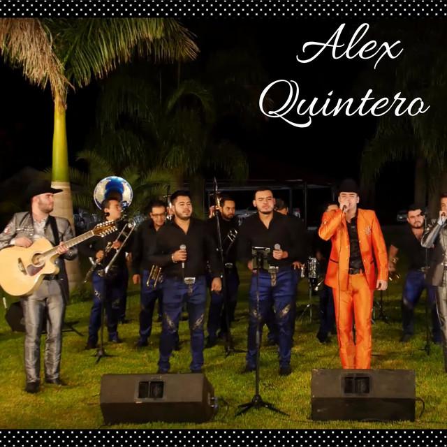 Album cover for Alex Quintero Con Servando Zl by Alex Quintero