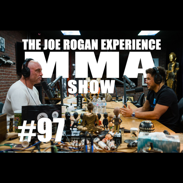 JRE MMA Show #97 with Henry Cejudo