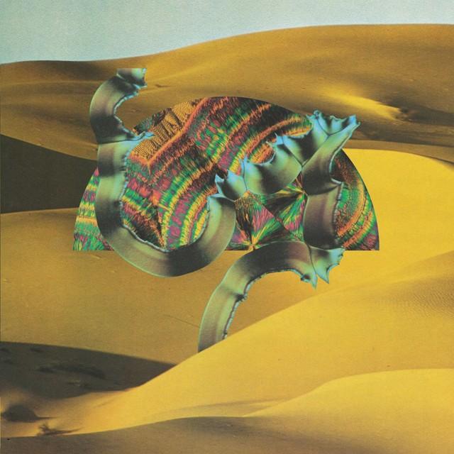 Album cover for Django Django by Django Django