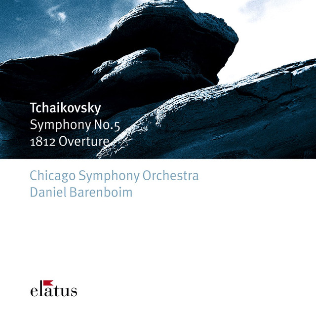 Tchaikovsky : Symphony No 5 & 1812 Overture by Pyotr Ilyich