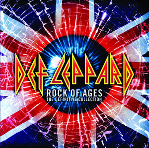 Def Leppard Photograph cover
