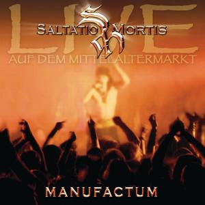 Manufactum I (Live) Albumcover