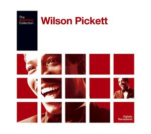 The Definitive Wilson Pickett Albumcover