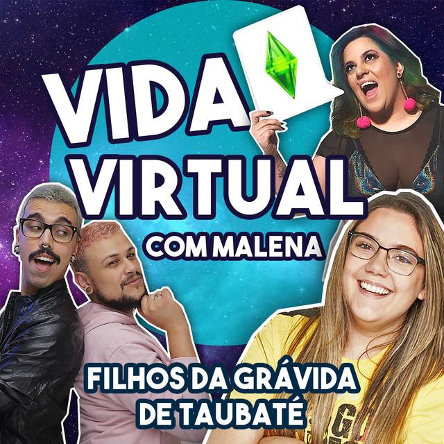 Vida Virtual Com Malena