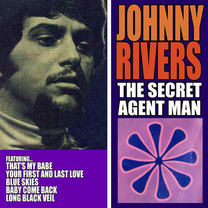 The Secret Agent Man album