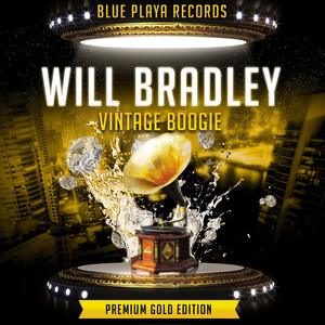 Will Bradley Down the Road Apiece cover