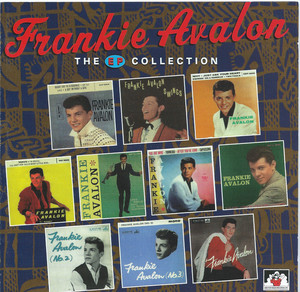 The EP Collection - Frankie Avalon