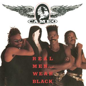 Real Men ... Wear Black album