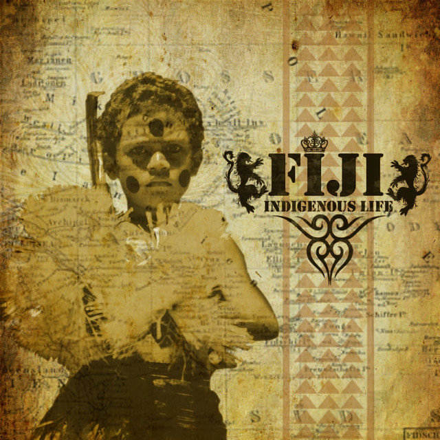 Fiji Indigenous Life album cover