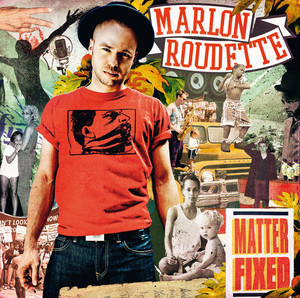 Marlon Roudette City Like This cover