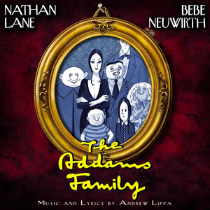 The Addams Family (Original Cast Recording)