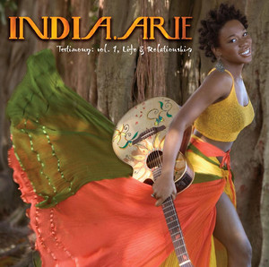 Testimony: Vol. 1 Life & Relationship - India Arie