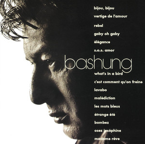 Alain Bashung Rebel cover