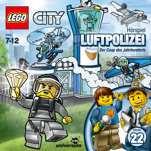 LEGO City Cover