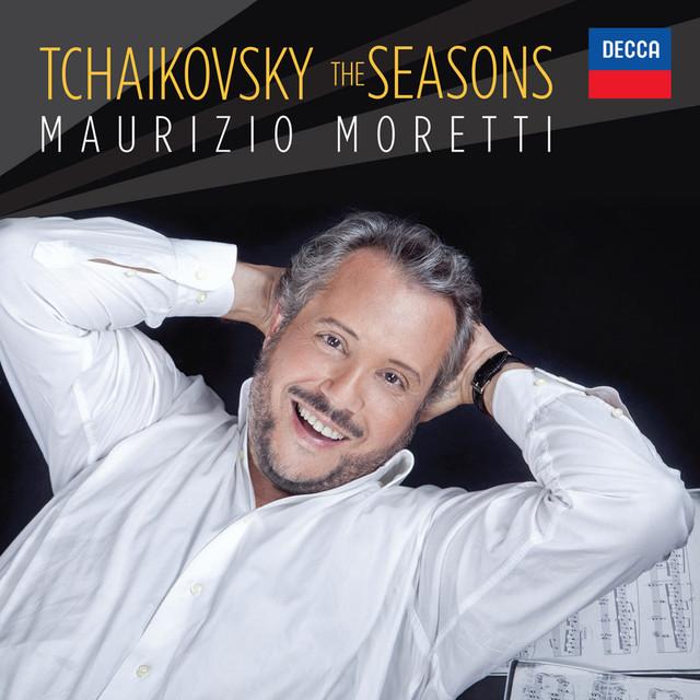 Tchaikovsky: Seasons Albumcover