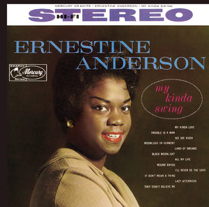 Ernestine Anderson Black Moonlight cover