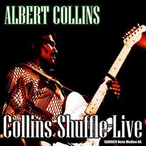 Albert Collins Things I Used to Do cover