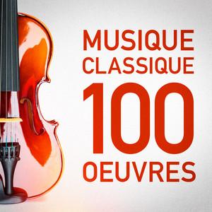 100 oeuvres de musique classique Albumcover