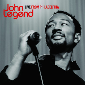 Live from Philadelphia Albumcover