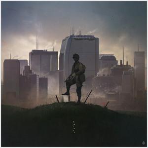 Soldier album cover