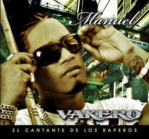 Manuel - El Cantante De Los Raperos Albumcover
