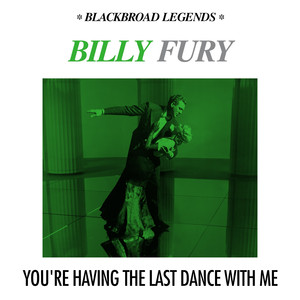 You're Having the Last Dance With Me album