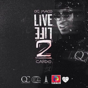 Live Life 2 Albumcover