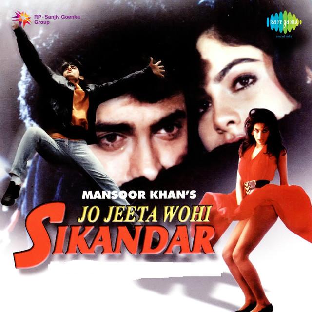 Udit Narayan Jo Jeeta Wohi Sikandar Pehla Nasha Mp3 Download: Jo Jeeta Wohi Sikandar (Original Motion Picture Soundtrack