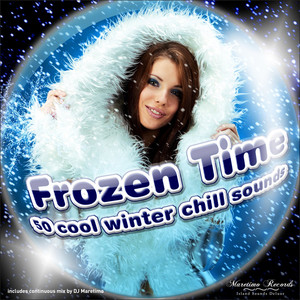 Frozen Time: 50 Cool Winter Chill Sounds album