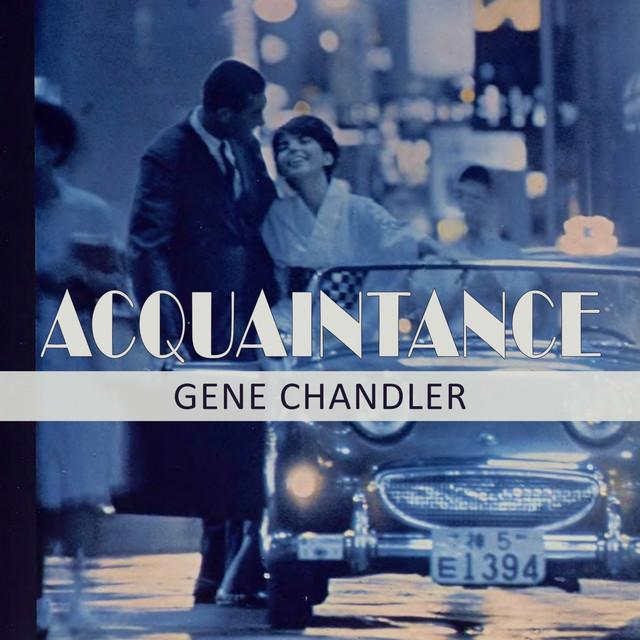 Acquaintance Albumcover