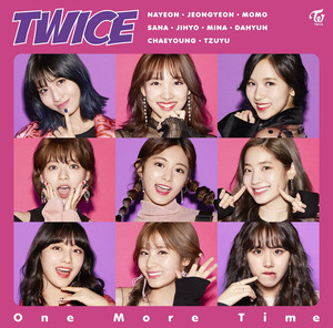TWICE One More Time cover