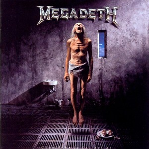 Countdown To Extinction Albumcover