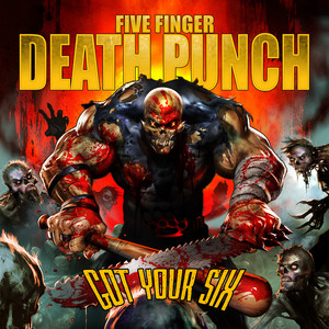 Five Finger Death Punch My Nemesis cover