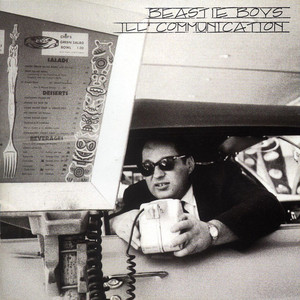 Beastie Boys Sabotage cover
