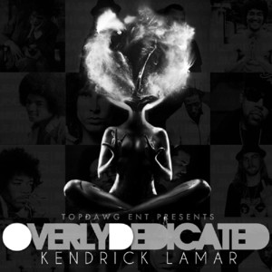 Overly Dedicated Albumcover