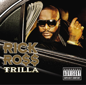 Rick Ross, T‐Pain The Boss cover