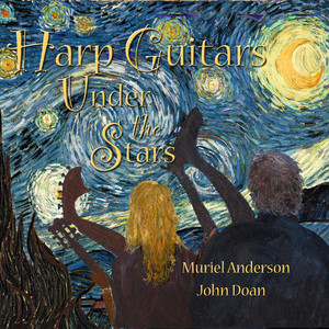 Harp Guitar Under the Stars album