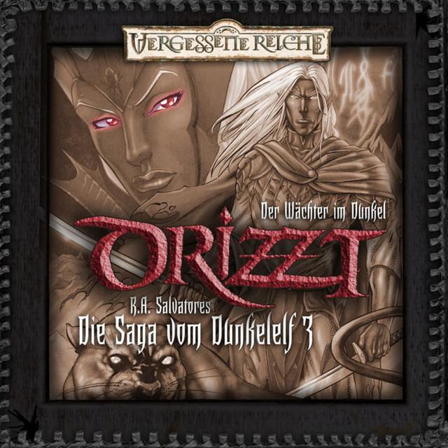 Die Saga vom Dunkelelf, Teil 3: Der Wächter im Dunkel Cover