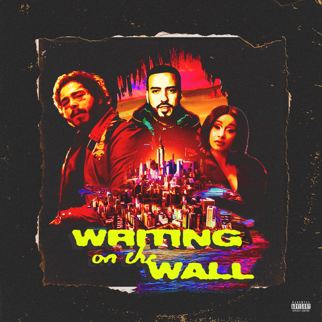 French Montana & Rvssian - Writing on the Wall (feat. Post Malone & Cardi B) cover